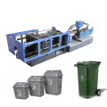 plastic large trash can making machine