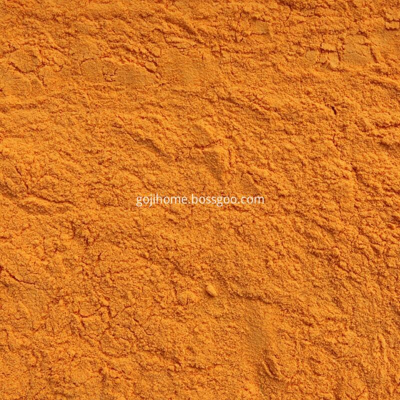 Freeze Dried Powder Goji Powder