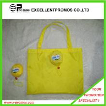 Mais bem-vindos de alta qualidade em poliéster bola forma Shopper saco (EP-B82958)