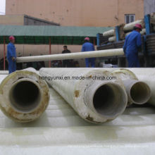GRP Pipe to Keep Thermal