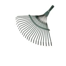 Outil de jardin Outil à main Râteau en acier