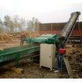 Broyeur de branches mobile à moteur diesel 1400-500