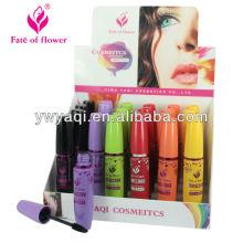 Destino de flor fibra Lash Mascara tubo colorido cosméticos