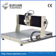 CNC-Fräser 4axis CNC-Graviermaschine CNC-Fräsmaschine (CNC6090GZ)