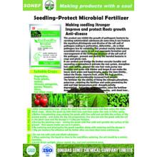 Fabricação Fertilizante Microbiano para Seedling-Care