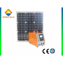 30W New Style DC Portable Solar Power System