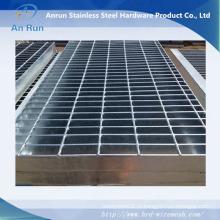 Горячая оцинкованная стальная решетка с ISO9001: 2008