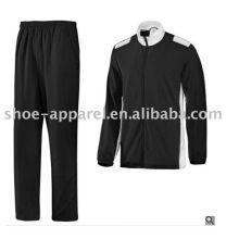 Hommes de haute qualité piste sport Warm Up veste / jogging costume / survêtement