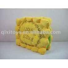 мягкие плюшевые игрушки печенье мягкое сидение