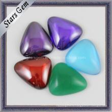 Модный красивый многоцветный стеклянный кристалл