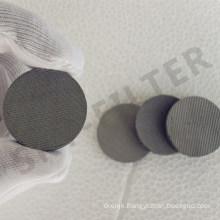Sintered Bronze Filter Disc Sintered Porous Disc Filter Sinter Filter