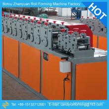 Автоматическая цветная стальная роликовая затворная дверная формовочная машина для производства