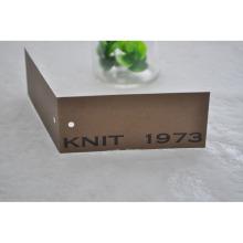Swingtag de papel Kraft endolorido com Eyelete para vestuário