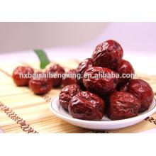 Jujube rojo chino fechas frutas secas