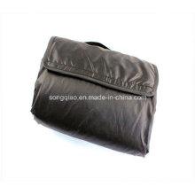 100% полиэфирное водонепроницаемое одеяло для пикника с ПВХ-покрытием
