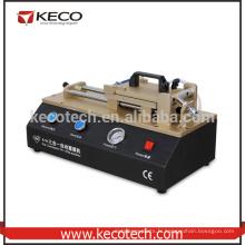 2016 Nouvelle machine à stratifié automatique de film 3 en 1 automatique pour réparation de lcd par téléphone