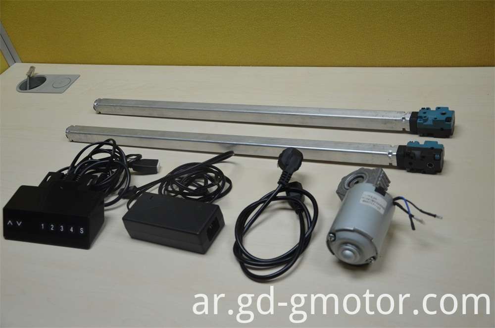 Column Lift Linear Actuator