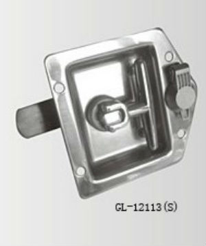SS Folding Recessed T Handle Lock Sets