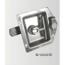 Cargo Toolbox Latch Locks,Stainless Steel Paddle Latches