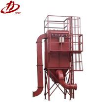 Colector de conducto del sistema de filtración de polvo industrial