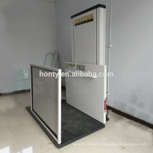 2m 250kg outdoor wheelchair lift platform for elder disable people   2m 250kg outdoor wheelchair lift platform for elder disable people