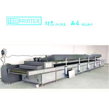TM-Uvirm IR Tunnel with UV Curing System for Cigarette Paper Box