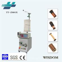 Мудрость ТТ-Zm01X положительный Одноосный Намоточный Станок для трансформаторов, реле, дроссель, балласт, Электромагнитный