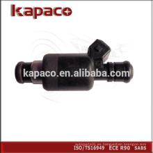 Venta caliente inyector de combustible común 17103007 para Buick Regal Chevrolet Beretta Camaro