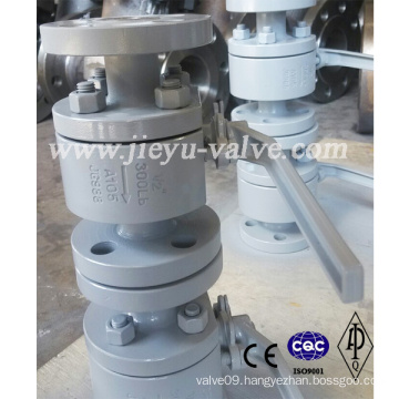 Forged Flange Ball Valve for Water Oil Gas