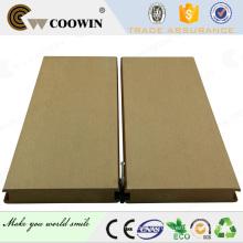 Superficie de lijado antideslizante WPC piso