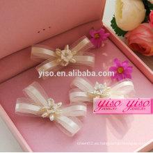 Accesorios chinos únicos hechos a mano del pelo del chino de la novia