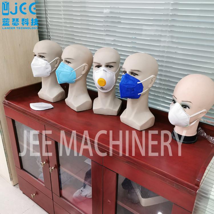 N95 Mask Machine Factory 10