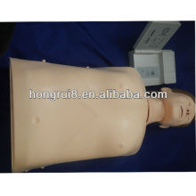 ISO Advanced Electronic Displayer Half-Body CPR Manikin