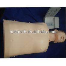 ISO Advanced Electronic Displayer Half-Body CPR Manikin