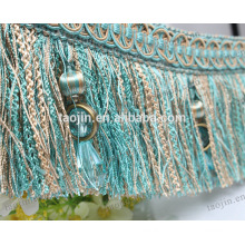 fashion brush fringe for curtain manufacturer