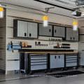 80 Watt LED tragbare Arbeitsscheinwerfer 120V