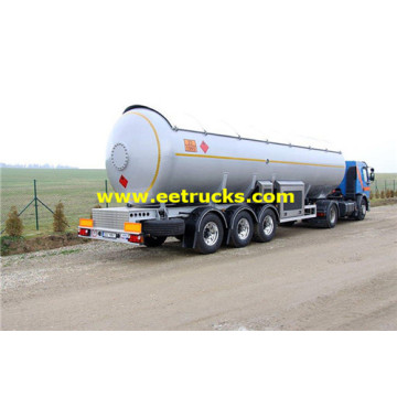 54000L 28MT LPG Gas Tanker Remorques