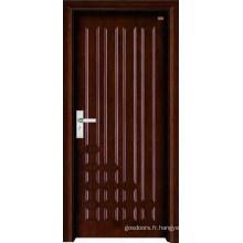 Porte intérieure en bois (LTS-108)