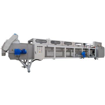 Water Cooling Belt for Powder Coatings 500kg/H Capacity