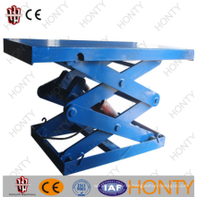 cheap sale stationary portable scissor lift home elevator with CE