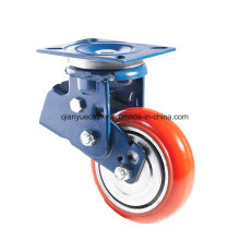 Heavy Duty Shock Absorption Caster / Castor, Swivel