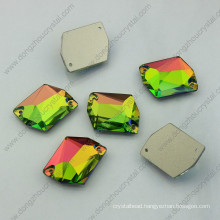 Vital Medium Flat Back Stones for Clothng Decoration