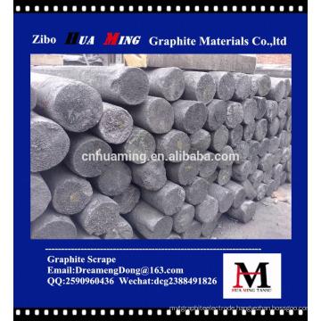 Top sale graphite scrap / scraps from local manufacturer