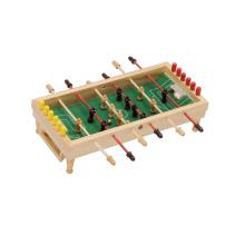 Mini juego de mesa de tabla de tabla de madera de fútbol (CB1174)