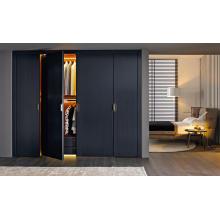 Schlafzimmer Schrank Holz Kleiderschrank Design