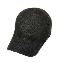 Мыть хлопок Саржа бейсбольная Кепка шляпа с закрытием металла