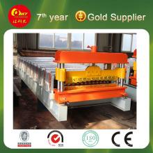 Máquina formadora de rolos para deck na China, fabricante