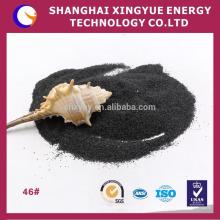 Vente chaude corindon sable 80 grade pour papier abrasif, papier abrasif