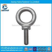High quality 4.8 grade carbon steel galvanised eye lag screw