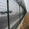 Anti Climb 358 Wire Mesh Fence for airport